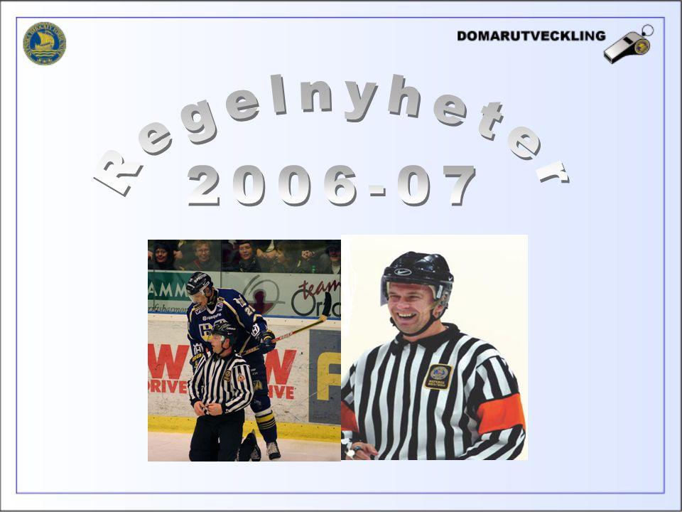 Regelnyheter 2006-07