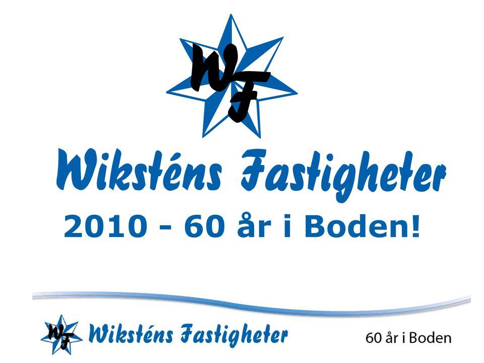2010 - 60 år i Boden!