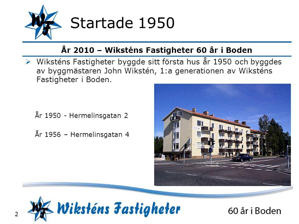 Startade 1950