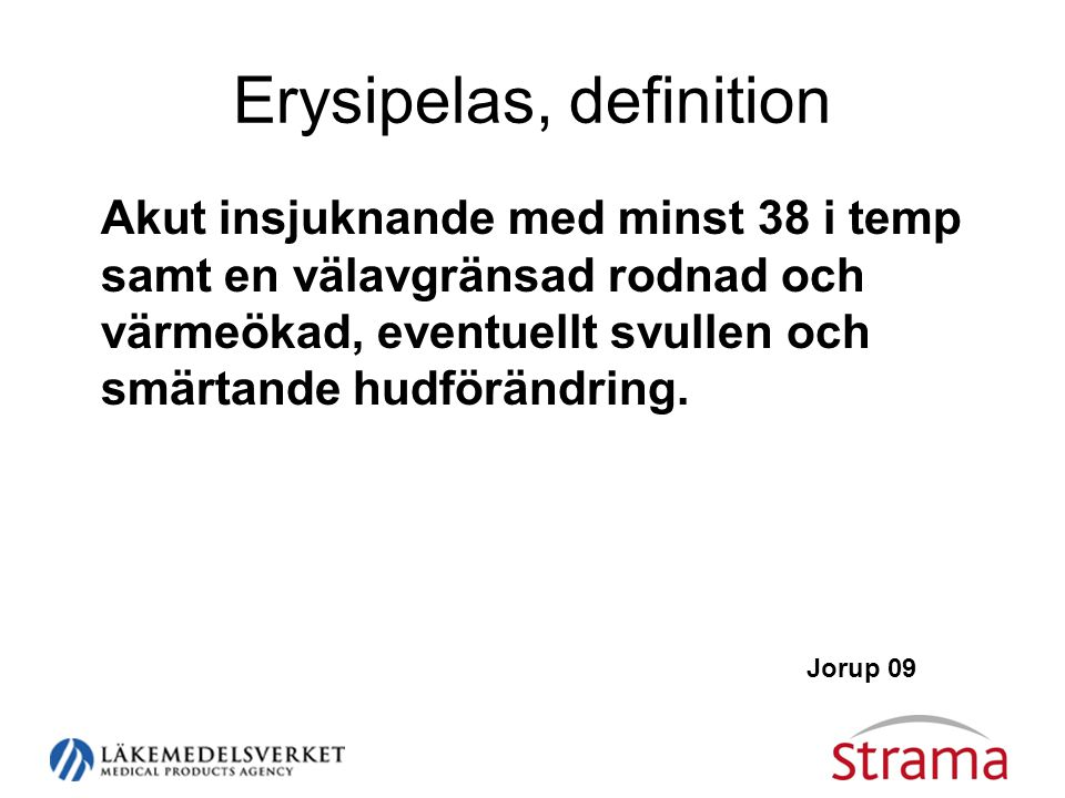 Erysipelas, definition