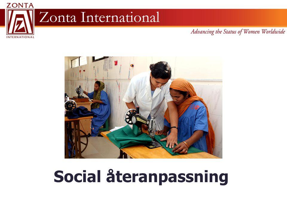 Social återanpassning