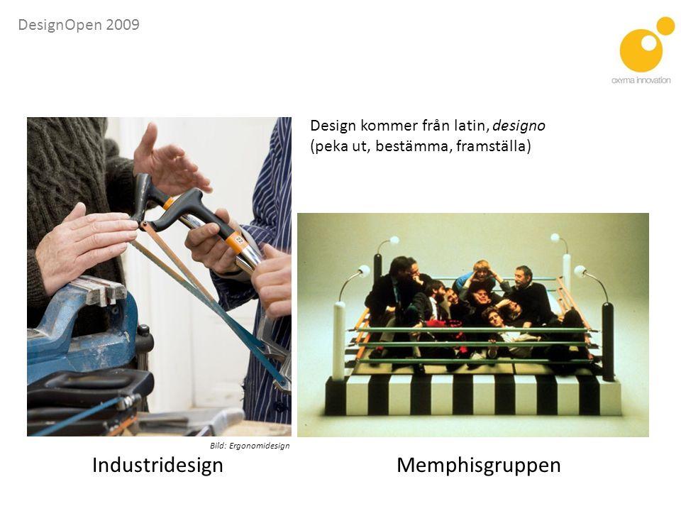 Industridesign Memphisgruppen