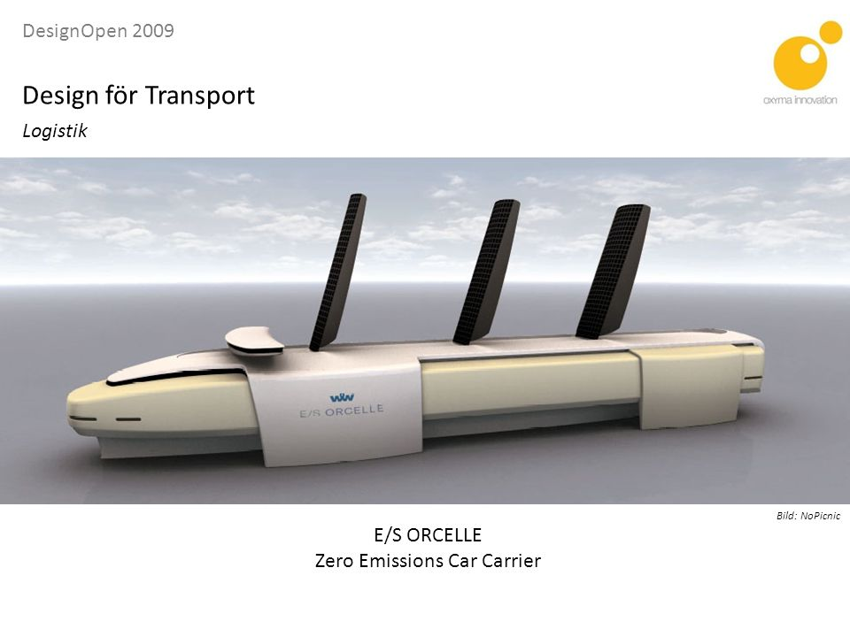 Zero Emissions Car Carrier