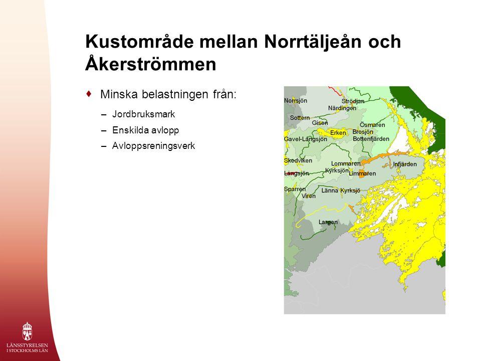 Kustområde mellan Norrtäljeån och Åkerströmmen