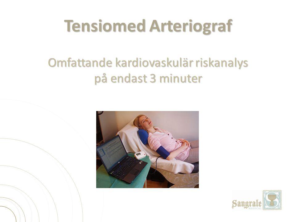 Tensiomed Arteriograf