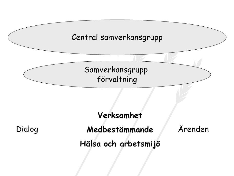 Central samverkansgrupp