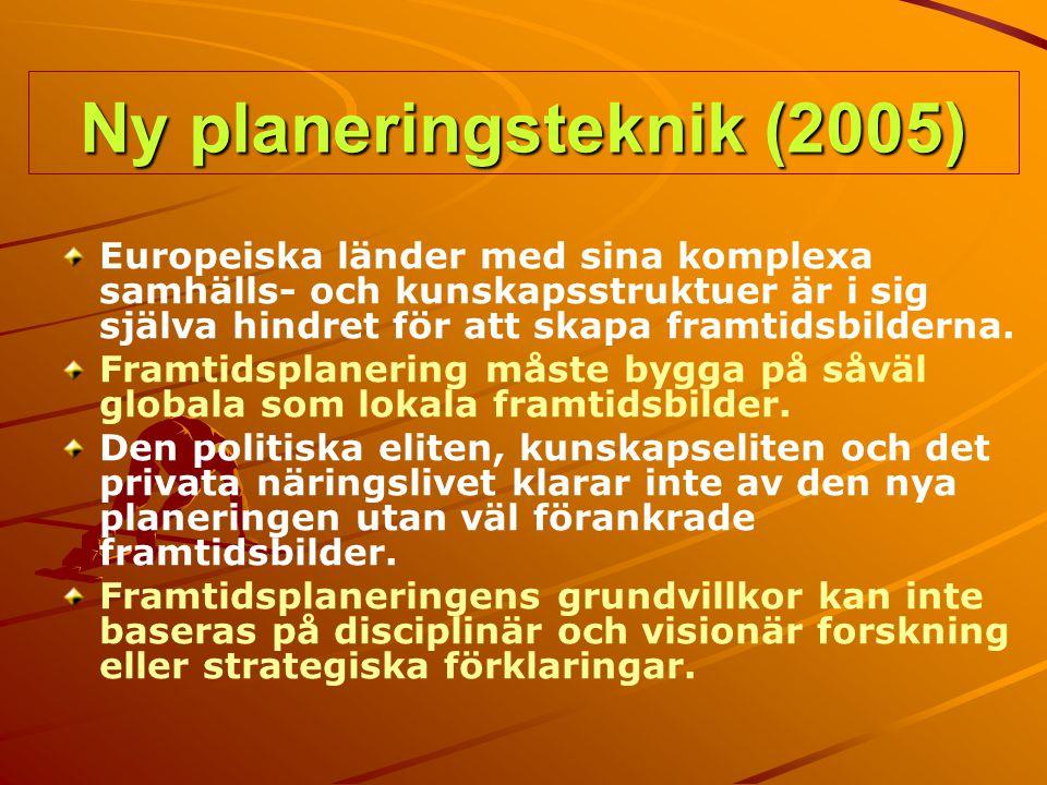 Ny planeringsteknik (2005)