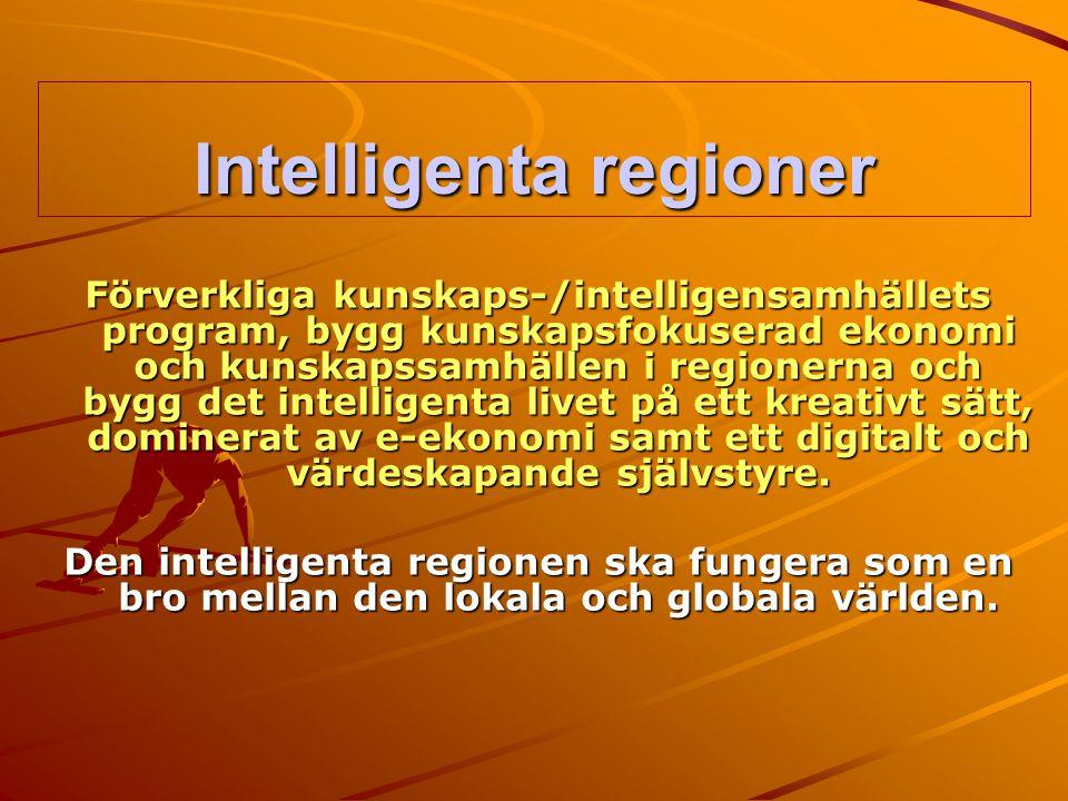 Intelligenta regioner