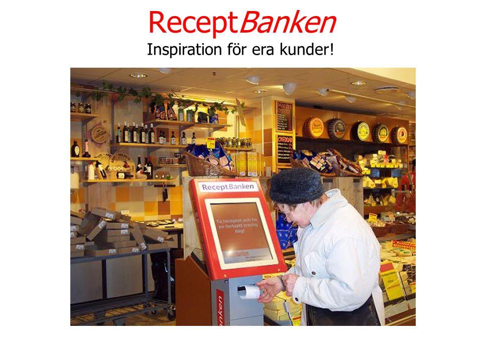 Inspiration för era kunder!