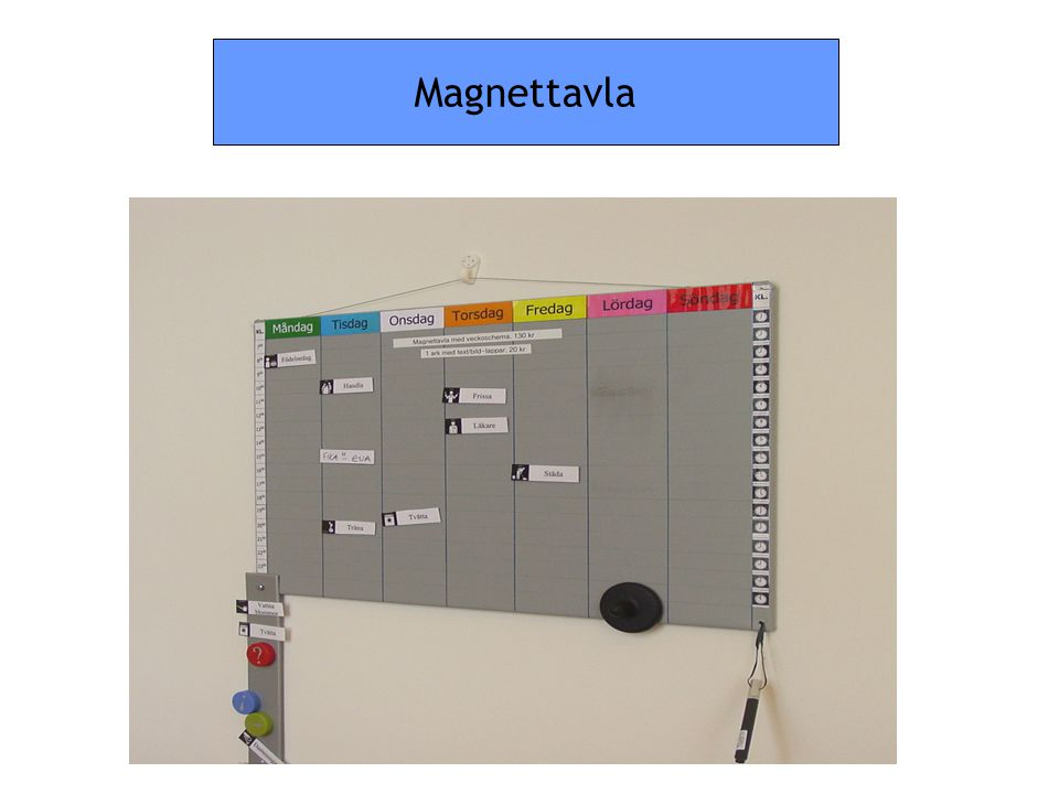 Magnettavla