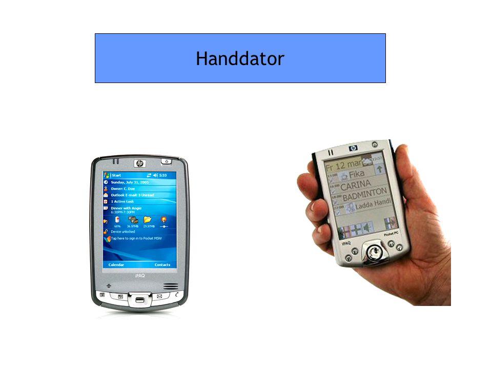 Handdator