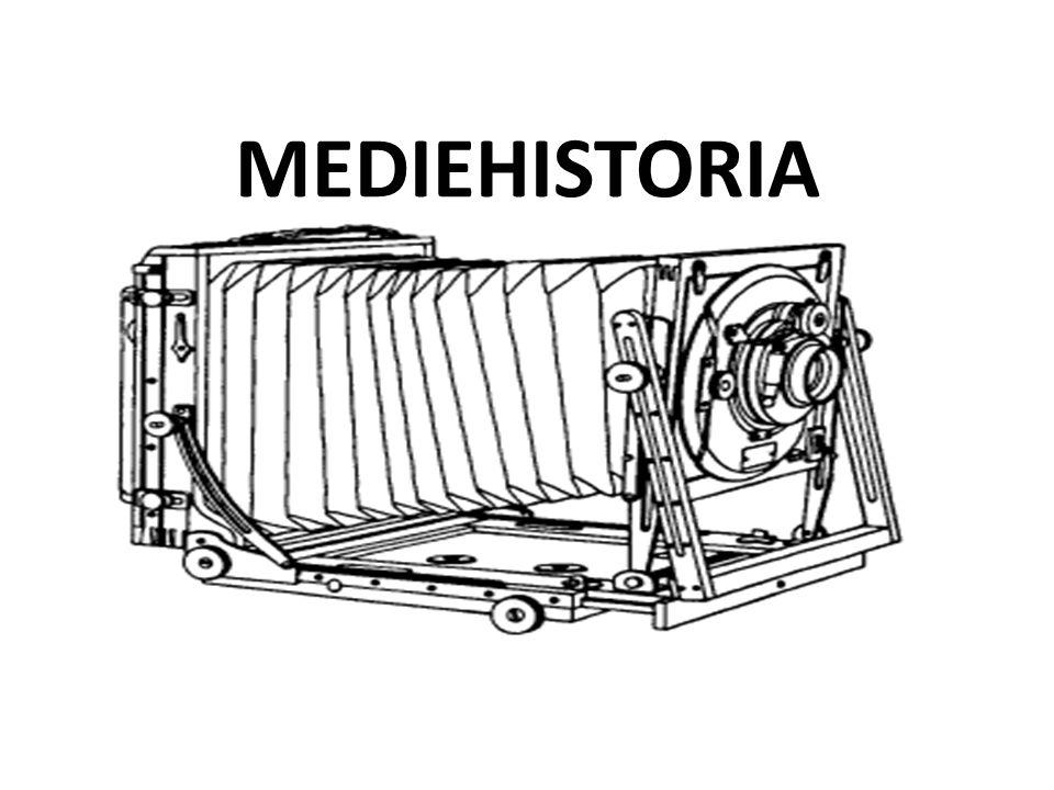 MEDIEHISTORIA