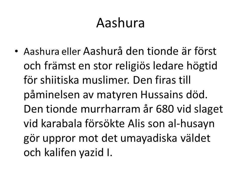 Aashura