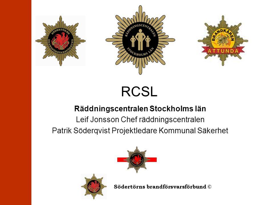 Räddningscentralen Stockholms län