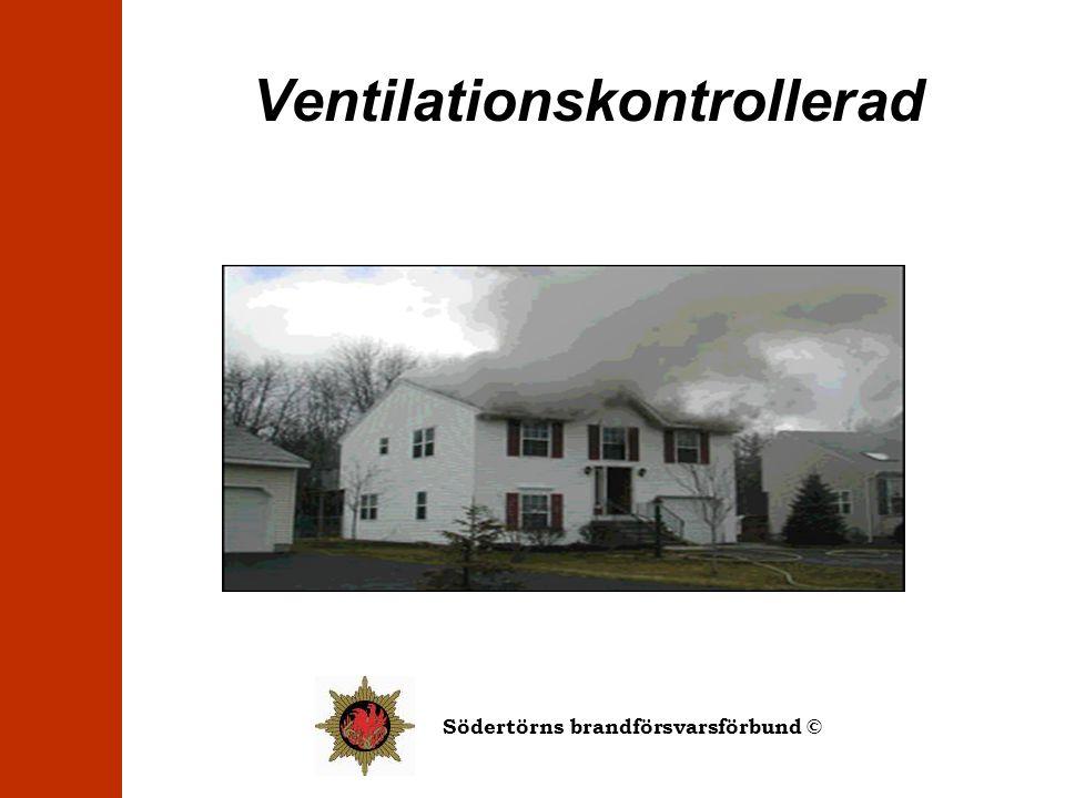 Ventilationskontrollerad
