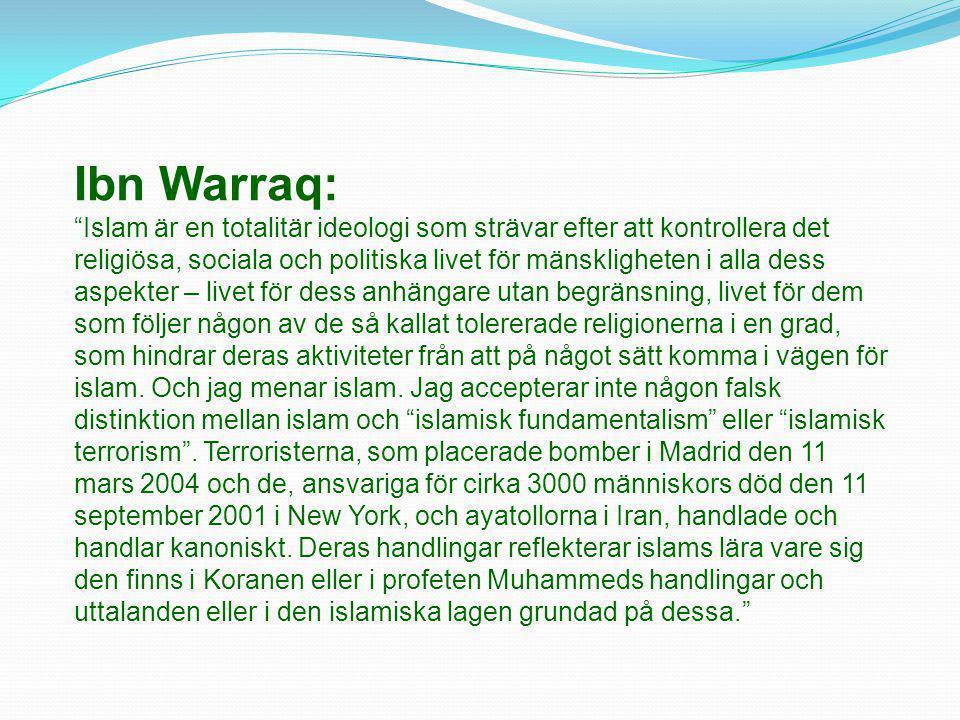 Ibn Warraq: