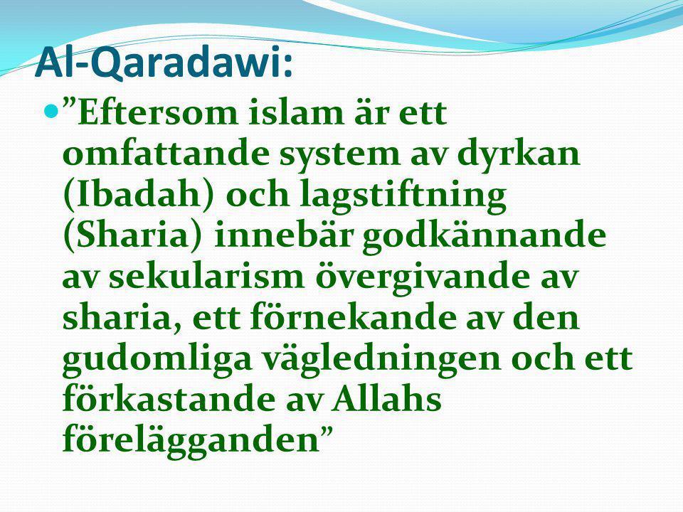 Al-Qaradawi:
