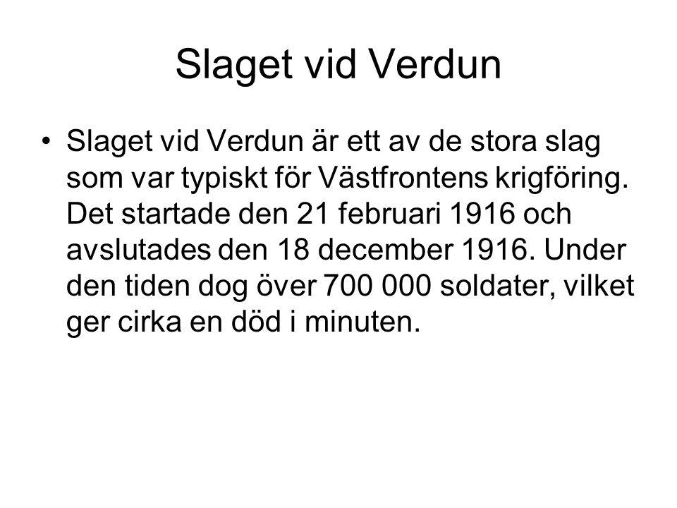 Slaget vid Verdun