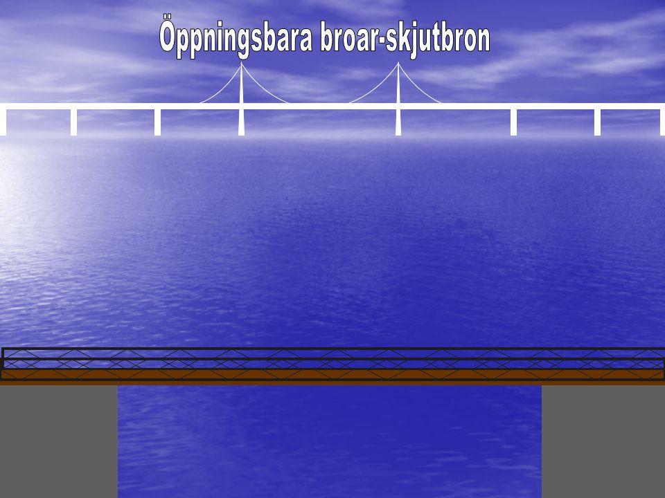Öppningsbara broar-skjutbron