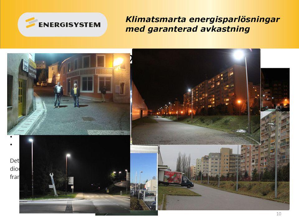 Värdefulla erfarenheter i arbetet med utfasningen av kvicksilverlampor