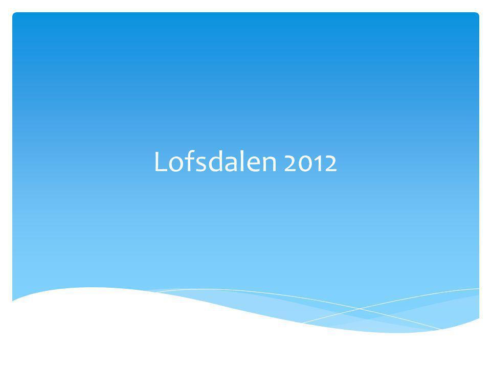 Lofsdalen 2012