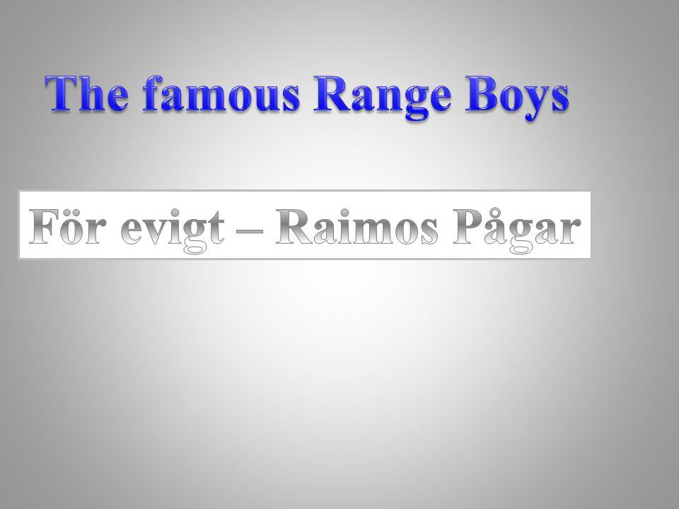 För evigt – Raimos Pågar