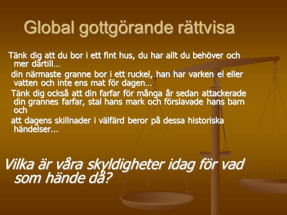 Global gottgörande rättvisa