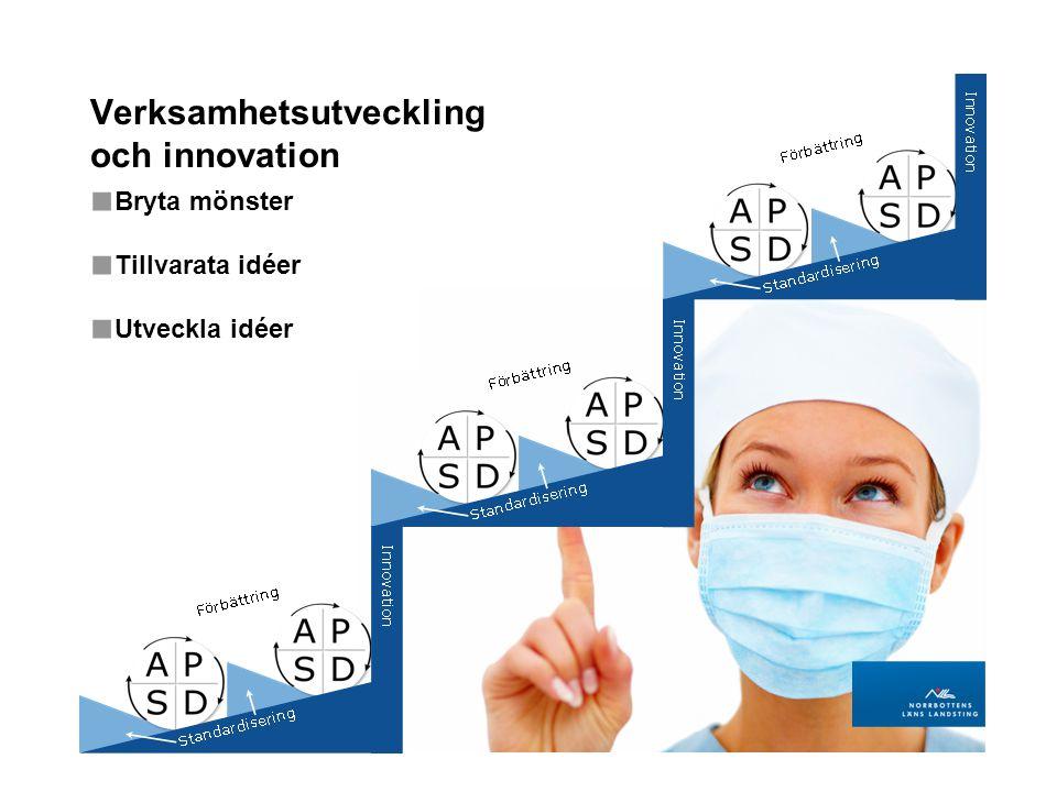 Verksamhetsutveckling och innovation