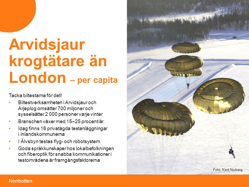 Arvidsjaur krogtätare än London – per capita