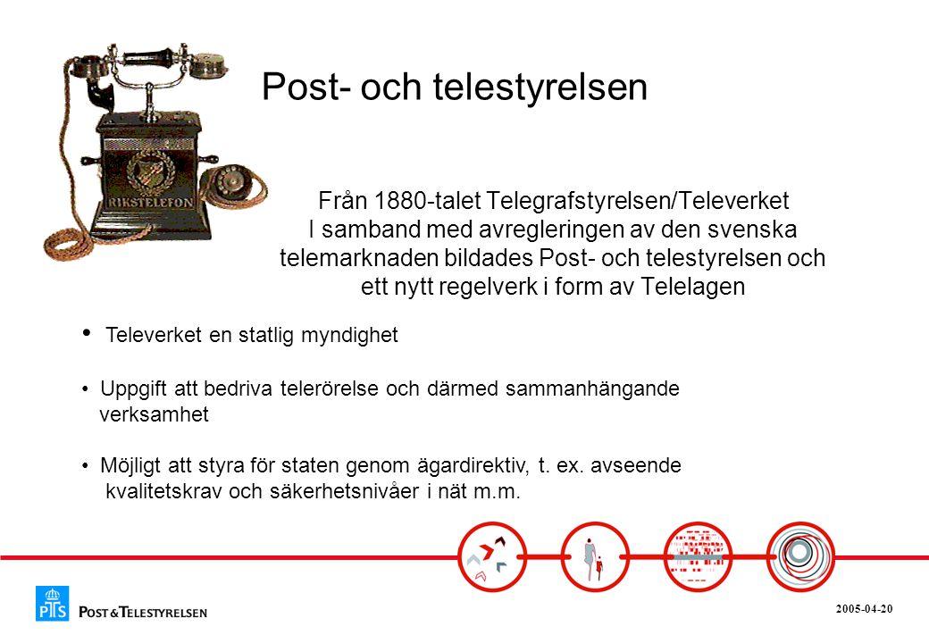 Post- och telestyrelsen