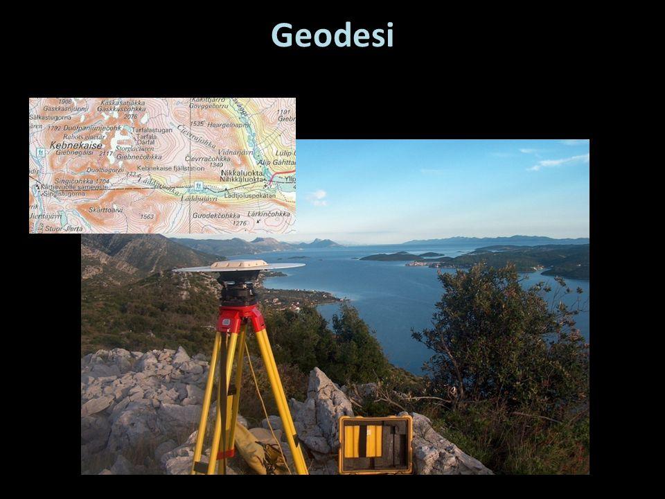 Geodesi
