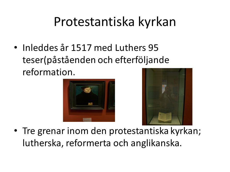 Protestantiska kyrkan