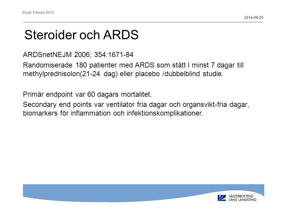 2017-04-02 Steroider och ARDS.