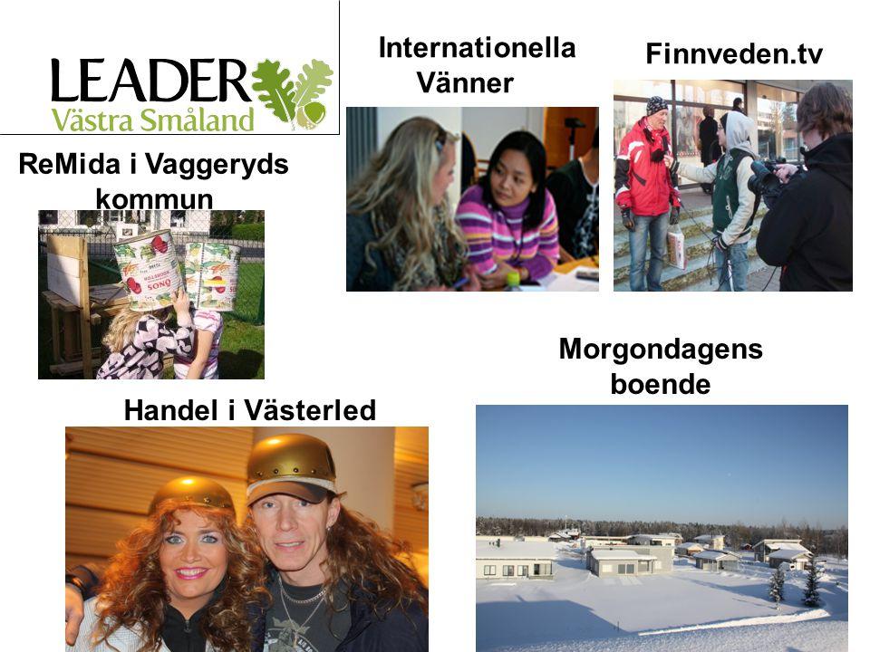 Internationella Vänner ReMida i Vaggeryds kommun
