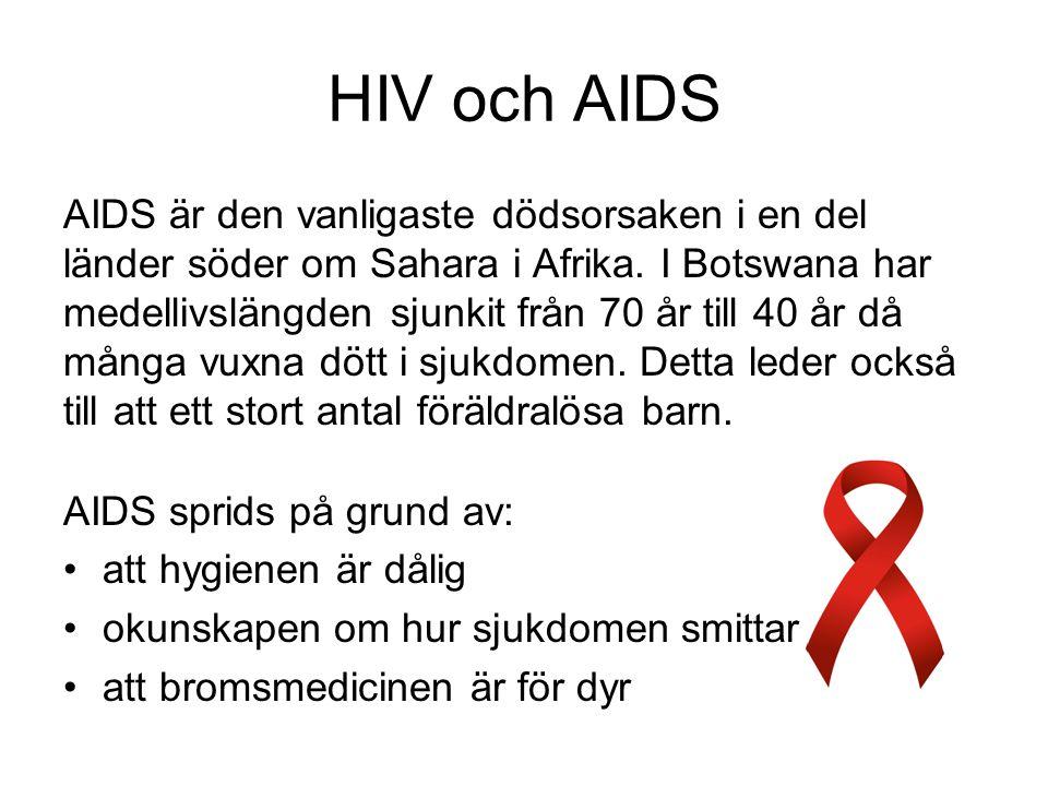HIV och AIDS