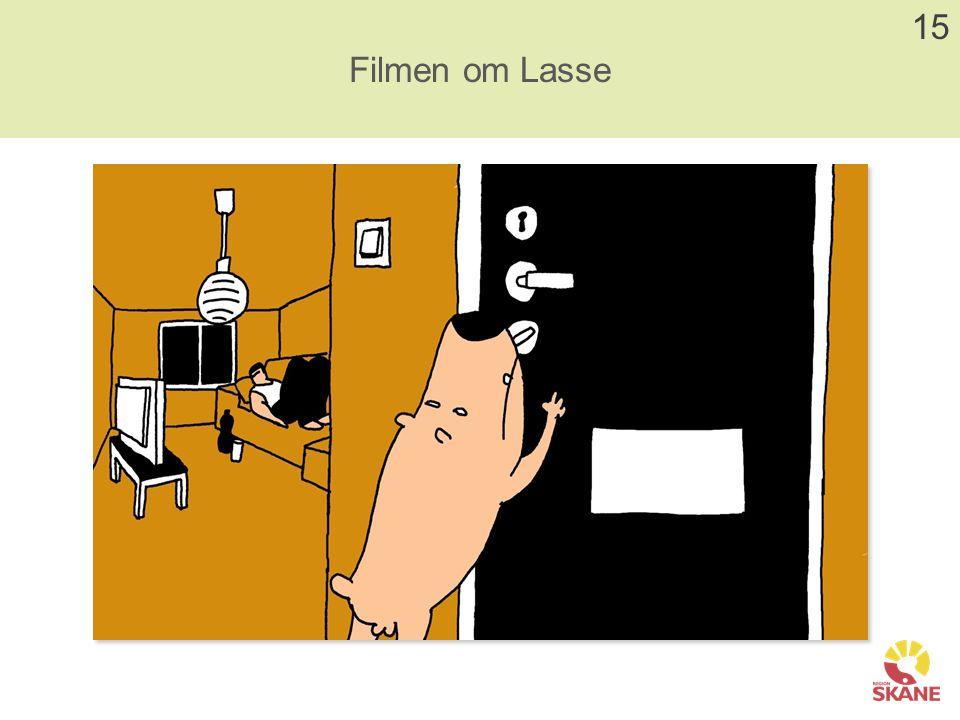 15 Filmen om Lasse