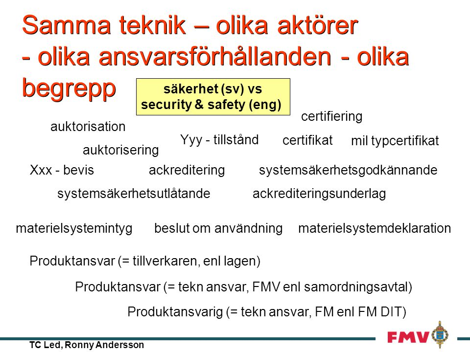security & safety (eng)