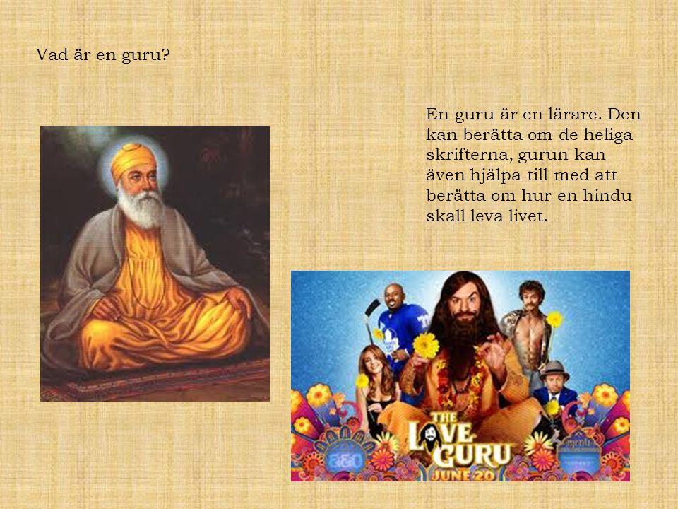 Vad är en guru