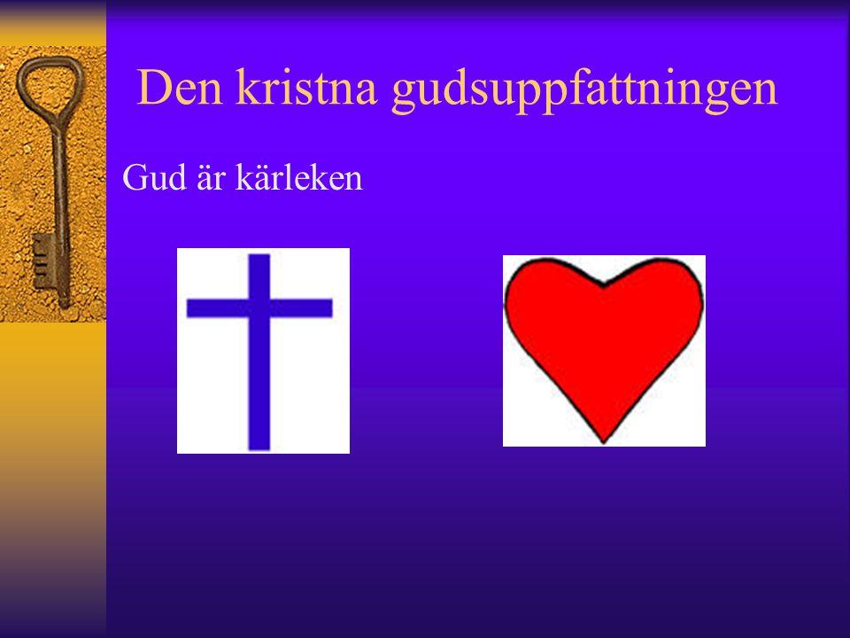 Den kristna gudsuppfattningen
