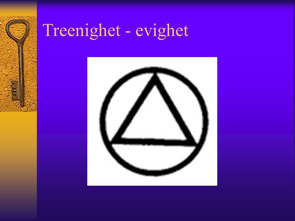 Treenighet - evighet