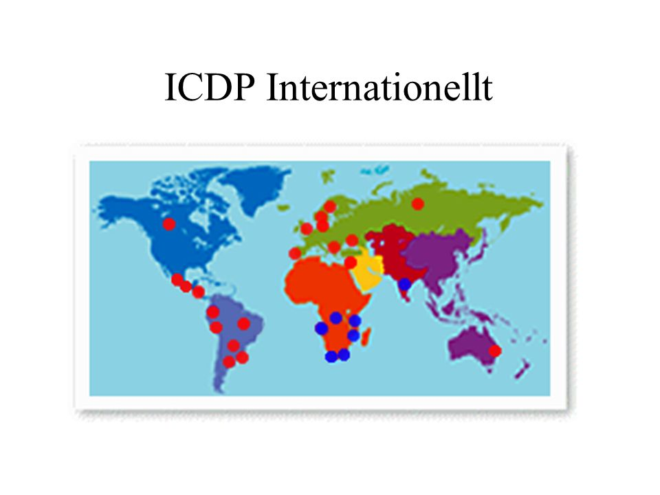 ICDP Internationellt