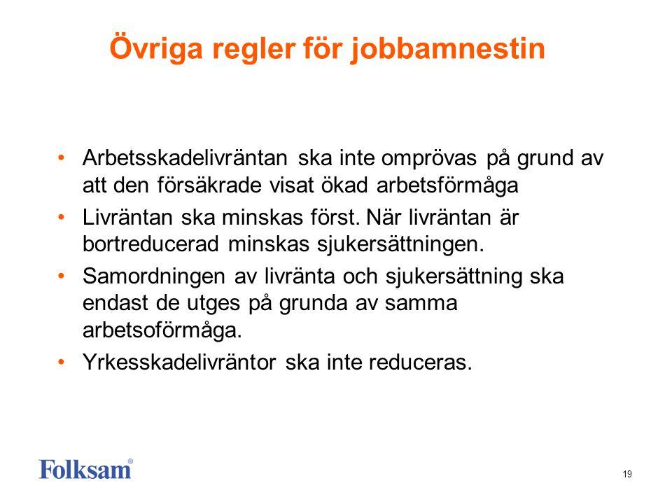 Övriga regler för jobbamnestin