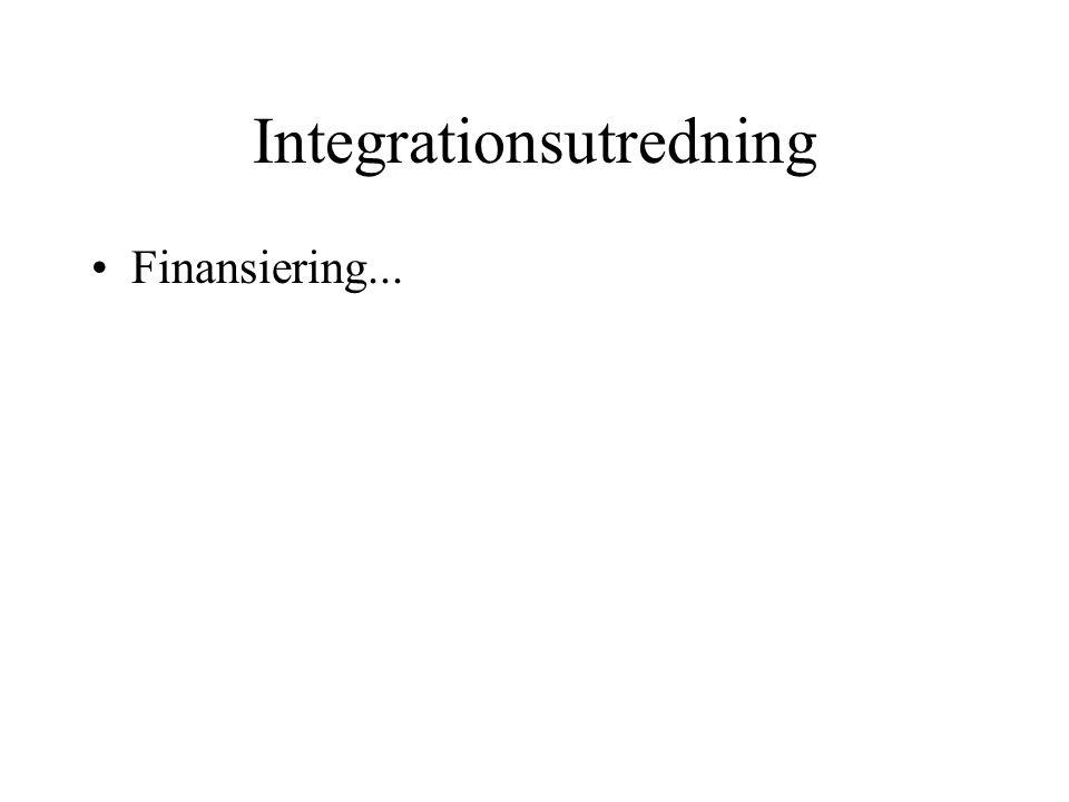 Integrationsutredning