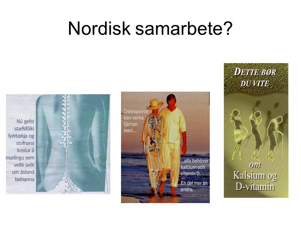 Nordisk samarbete