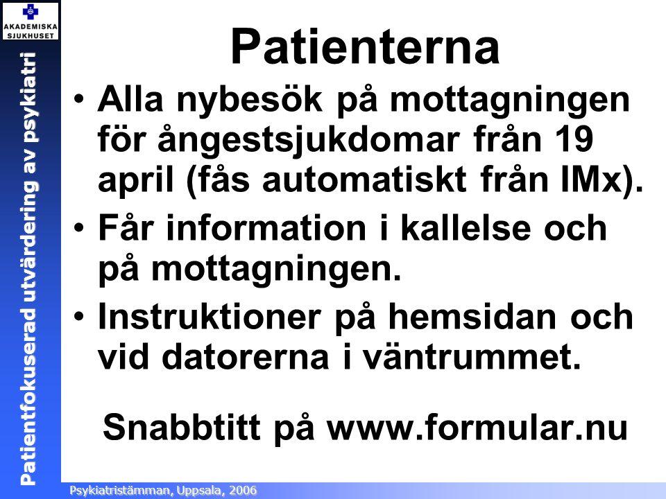 Snabbtitt på www.formular.nu