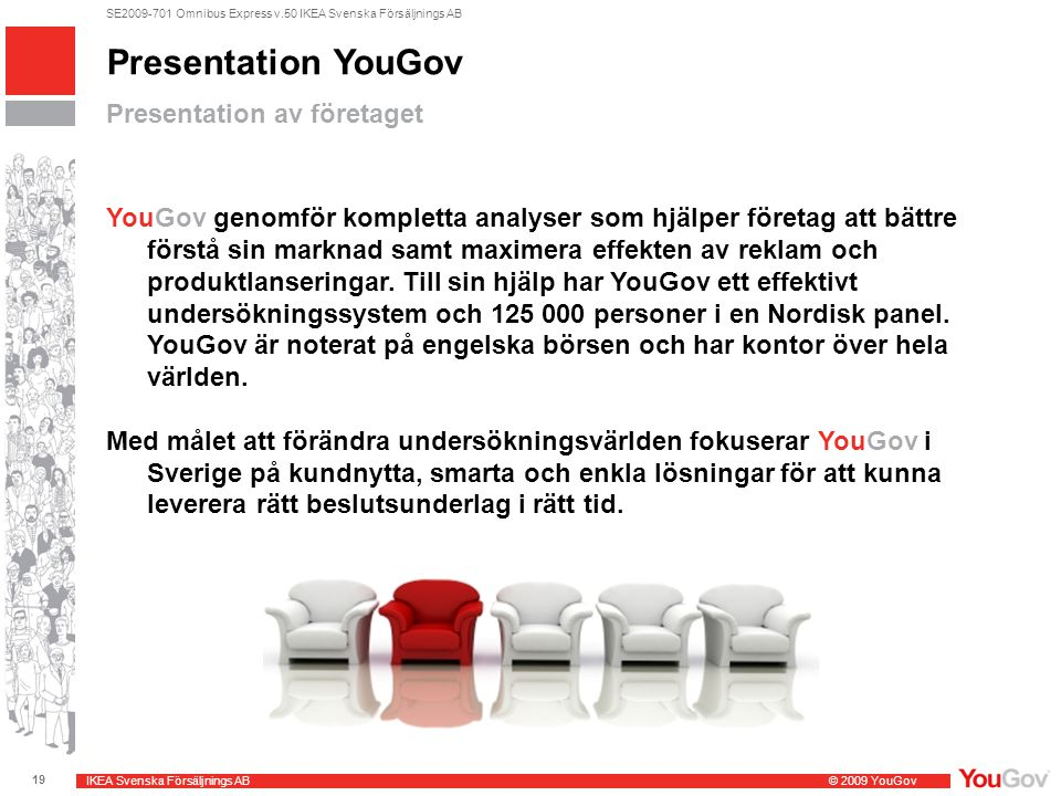 Presentation YouGov Presentation av företaget