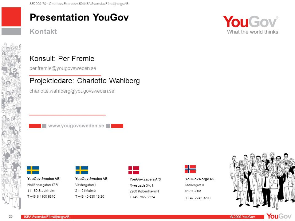Presentation YouGov Kontakt