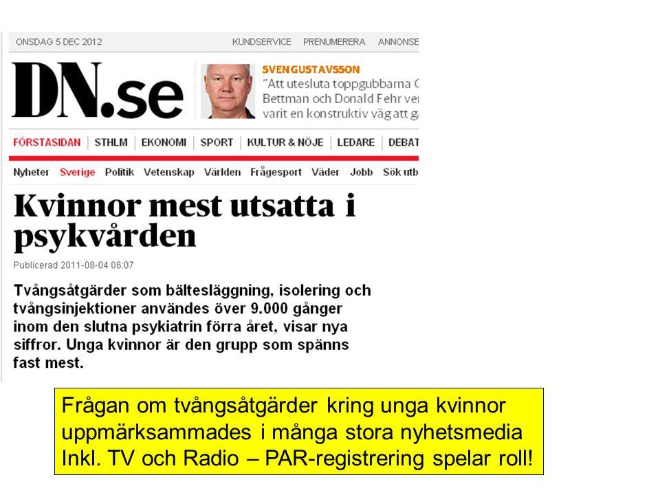 Inkl. TV och Radio – PAR-registrering spelar roll!