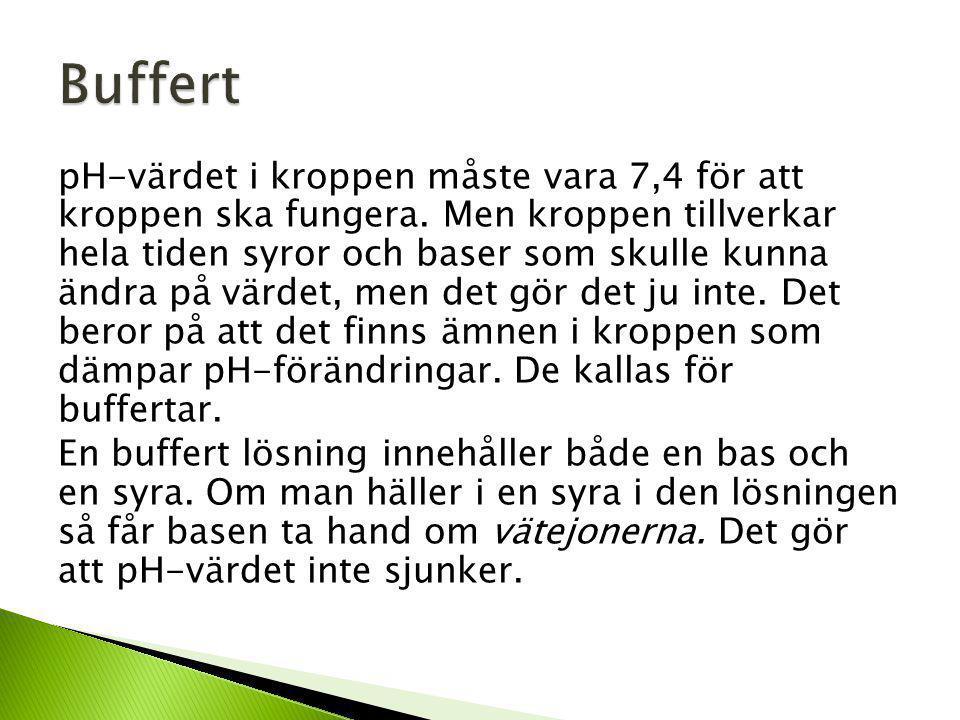 Buffert