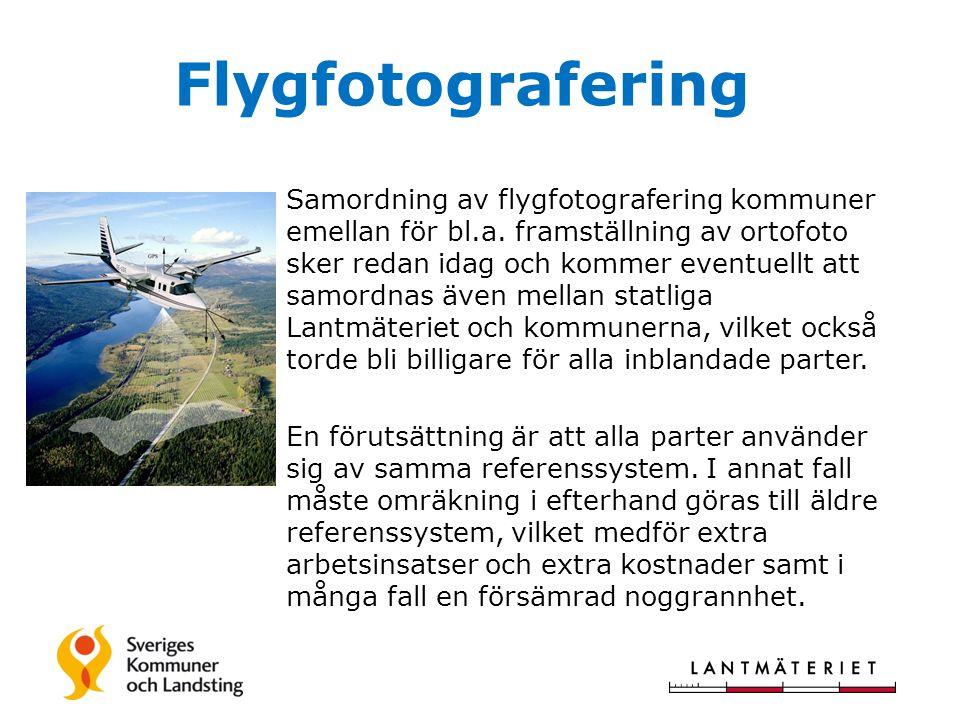 Flygfotografering